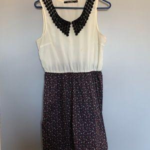 Doe & Rae floral dress